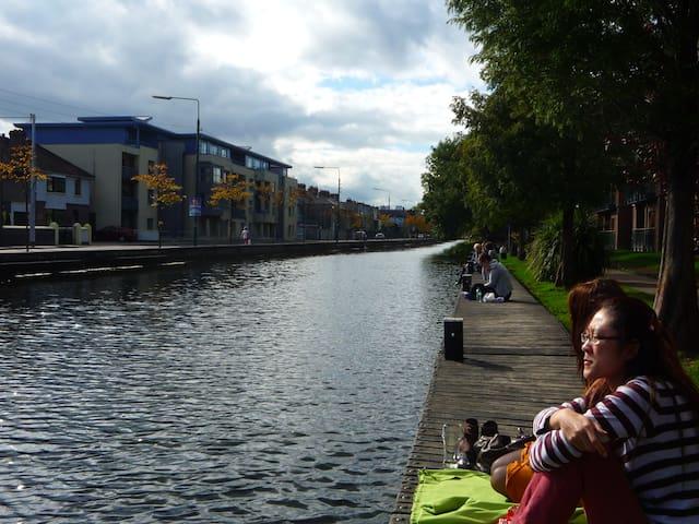Grand Canal at Portobello.