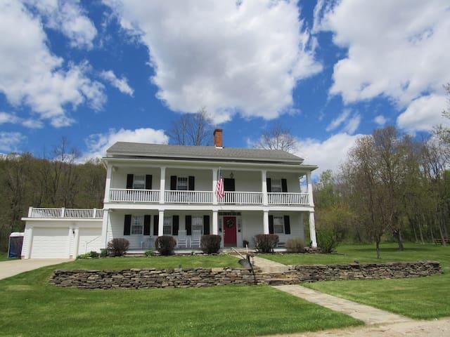 The Hann Homestead Inn