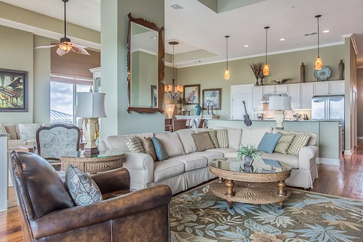 Levin's Bend PH 2207 @ the Wharf - Orange Beach - Apartamento
