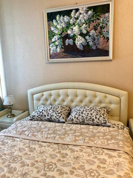 Жемчужная спальня