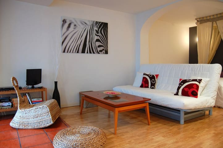 Loft in the centre of Vitoria - Vitoria-Gasteiz - Huoneisto