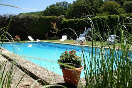 Mas entre Alpilles et Luberon - Alleins - House