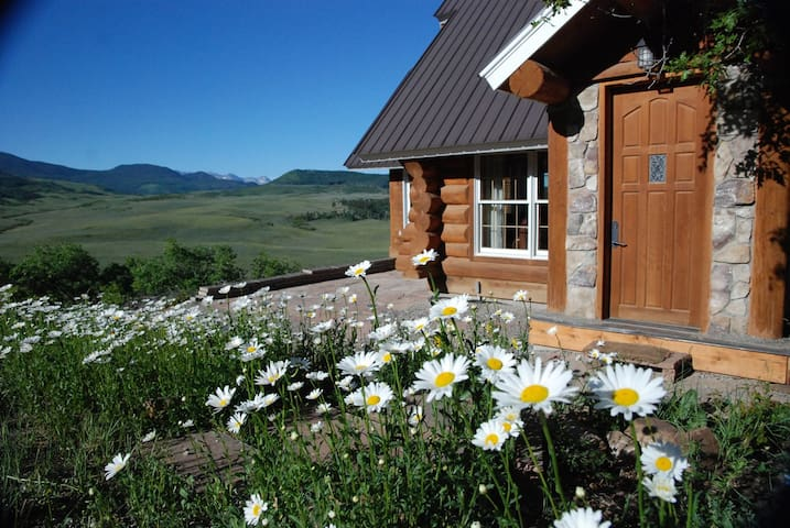 The mountain cabin of your dreams! - San Miguel - Cabana