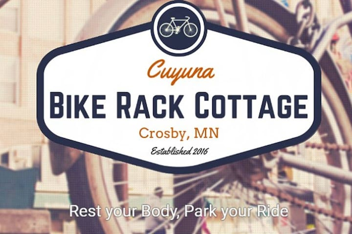 Cuyuna Bike Rack Cottage - Vacation Rental