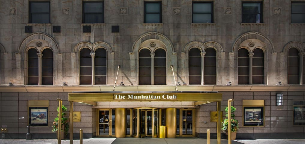 One Bedroom with King in the Manhattan Club!! - New York - Wohnung