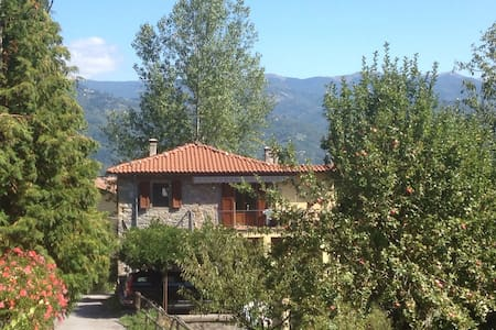 Charming apartment in rural Tuscany - Camporgiano - Appartamento