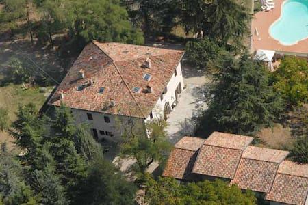 Le Burgne casale in Umbria - Città di Castello