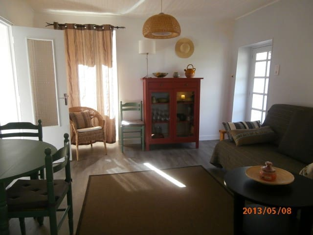 Charming appartment in Sartène - Sartène - Apartamento