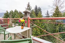 Excellent town location. Walk to shops and restaurants. Short bus ride or long walk to the mountain base. Hosts are excellent communicator. Hot tub is perfect relief after a day of skiing.