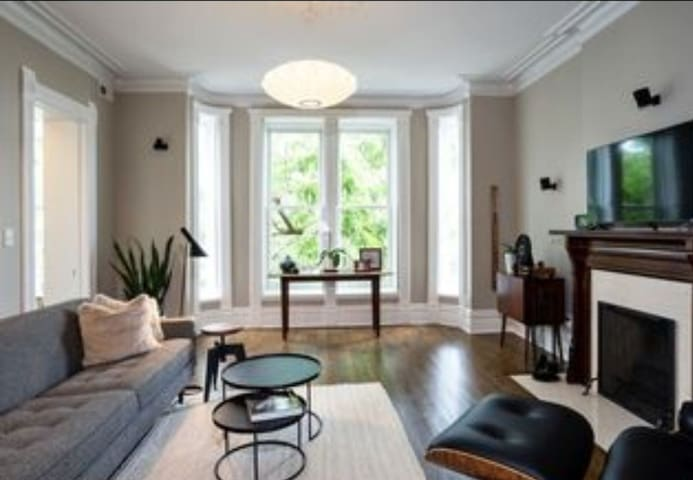 Amazing condo in Lincoln Park -- 2 blocks to zoo
