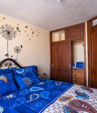 Comfortable independent apartment/La Floresta