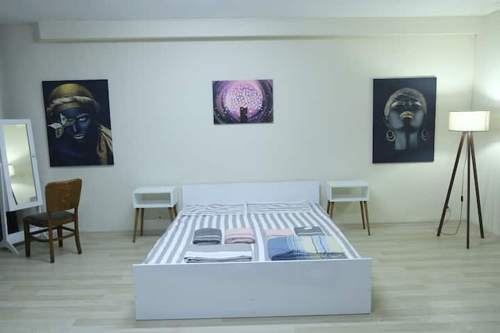 Your comfortable home in Istiklal Street Near tram