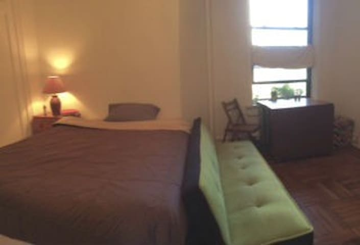 Large Private Suite-Style Bedroom by Prospect Park