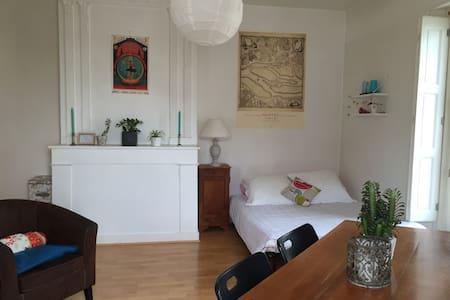 Studio ensoleillé en hyper centre-ville de Nantes - Apartament