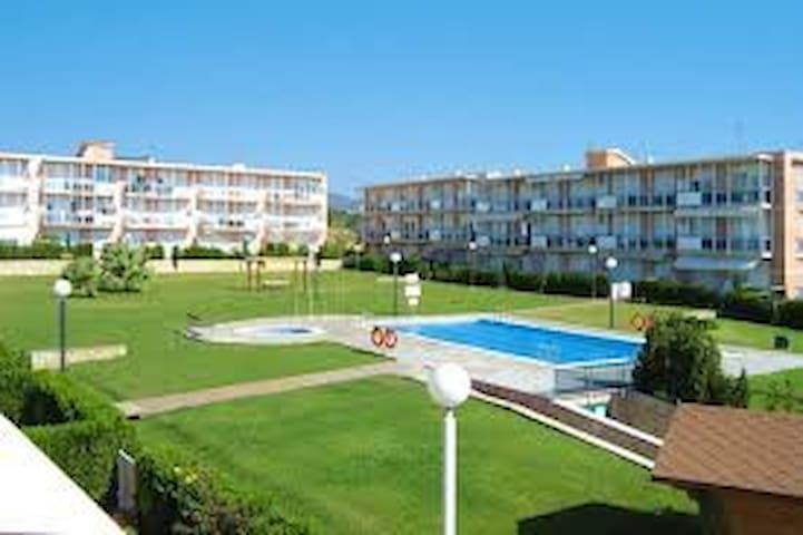 Nice apartment besides the beach - Sant Carles de la Ràpita - Apartment