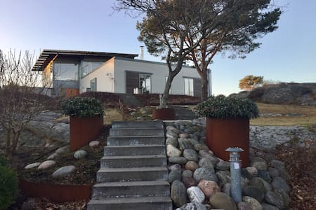 Stunning large villa ocean views - Marstrand - Hus