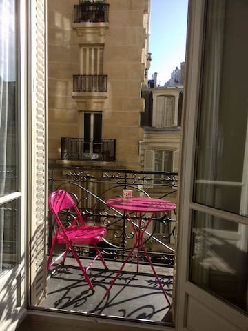 Sunny Room in beautiful Paris - 巴黎 - 公寓