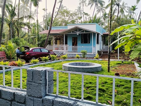 Narkar's Villa with 2 Bedrooms and Living room