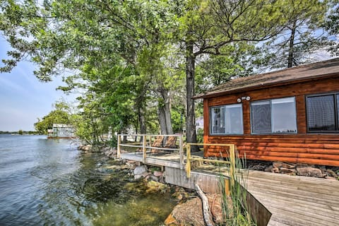 NEW LISTING! Private Island with Land Access