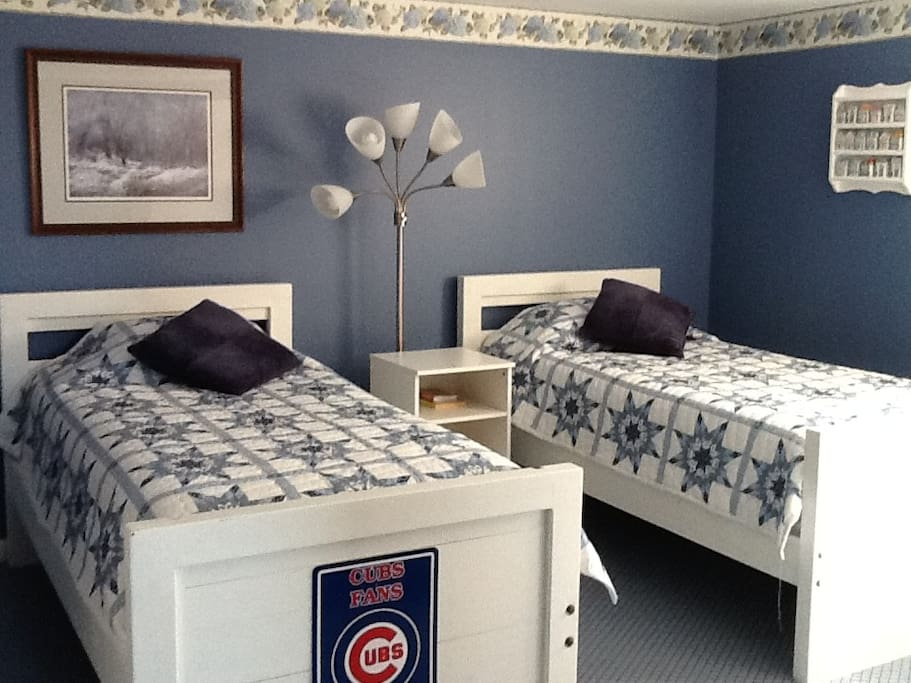 Bedroom 1- lower level