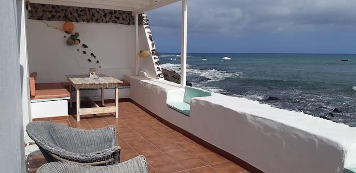 Villa la mar