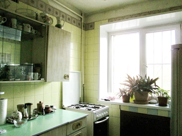 Кухня 7 кв.м