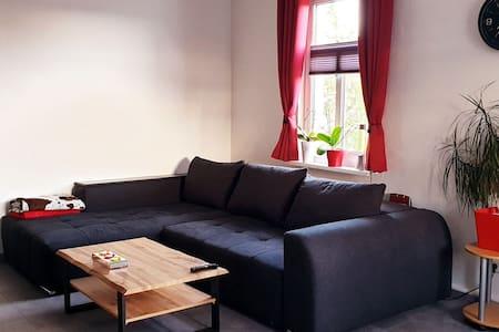 schöne helle Wohnung zwischen Suhl und Coburg