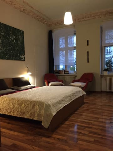 Central, cosy and one-of-a-kind - Berlim - Apartamento