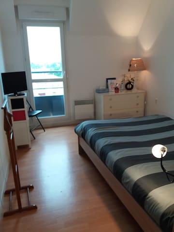 Chez Jen' - Laon - Appartement
