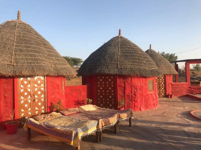 Osian Camel Safari and Village Homestay