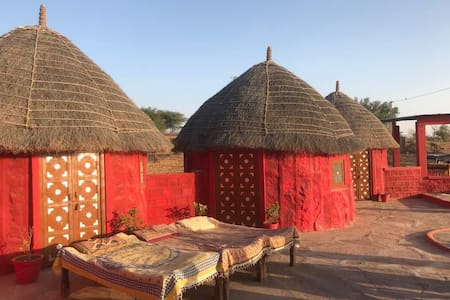 Osian Camel Safari and Village Homestay