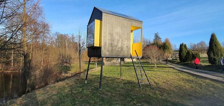ubytování na Posedu Domeček - Farma Poříčí