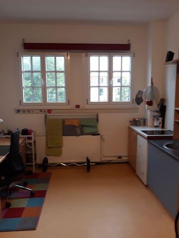 Einzelzimmer im Herzen Konstanz