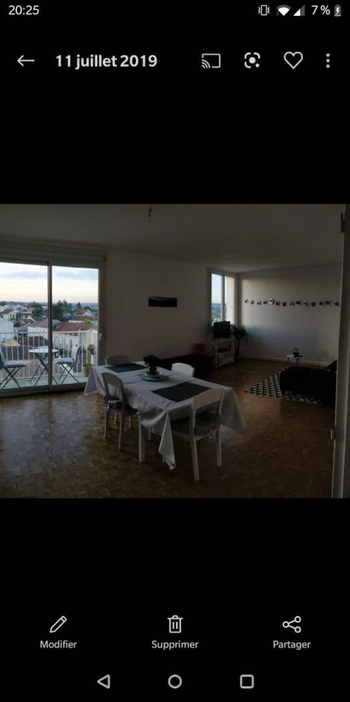 Appartement Bergerac avec vue