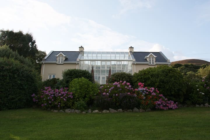 THE GLASSHOUSE  - Dingle Peninsula - Oda + Kahvaltı