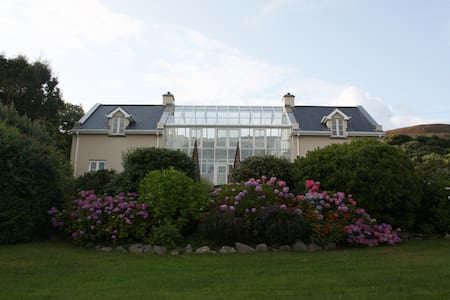 THE GLASSHOUSE  - Dingle Peninsula - Bed & Breakfast