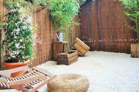 60m2, 2 gardens, near beach and croisette. - Cannes