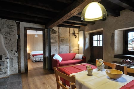 Typical house in Dolomites, Birot1 - Fornesighe - Apartament