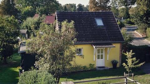 Gaestehaus in der Mecklenburgischen Seenplatte