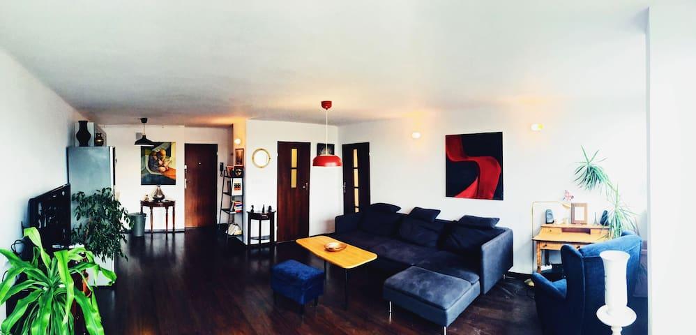 Dwupokojowe z widokiem/2 Room with a view
