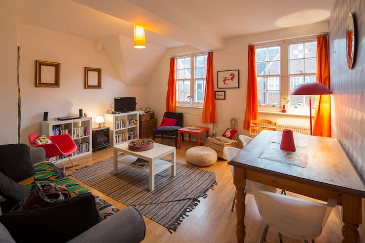 An excellent central London Room