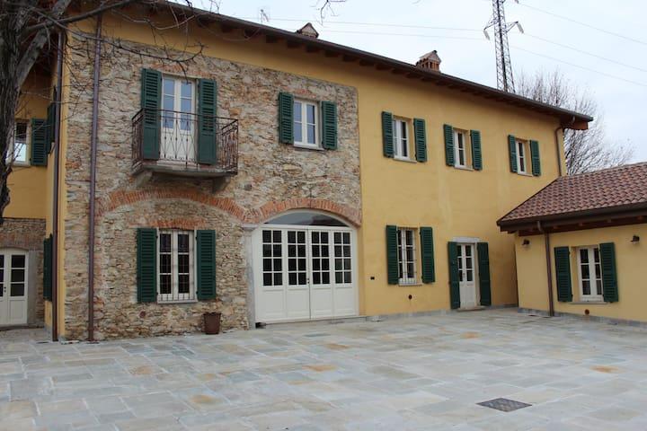 Cascina Colombee tra Milano e Como