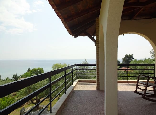 Detached house by the sea - Halkidiki - Villa