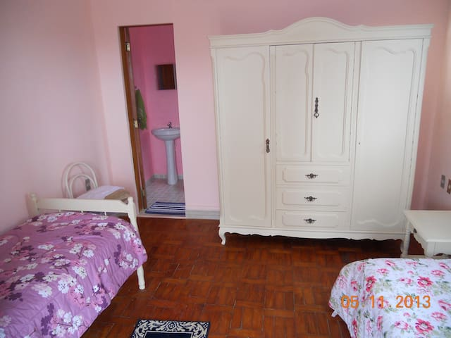 LOCANDA ILHA DAS CORES - Salto de Pirapora - Dormitorio compartido