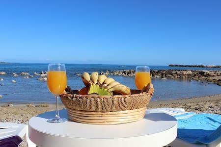 House upon the beach 1 - Malia - Dom
