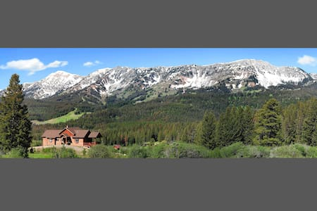 Bridger Vista Lodge **Escape to rural Montana**