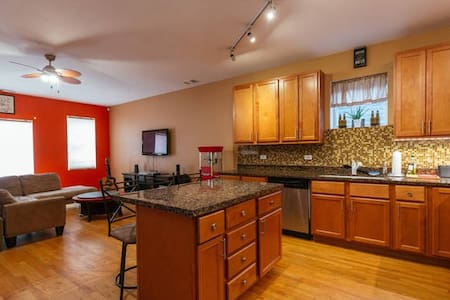 Fantastic Modern/Smart Condo! - Chicago - Apartment