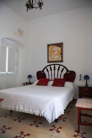 Habitación doble con terraza privada Maldonado
