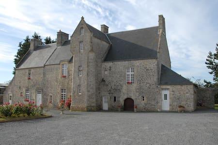 kasteelboerderij la fosse rouge - Englesqueville-la-Percée