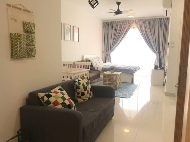 Natural Suites- sofa + sofa bed + bed